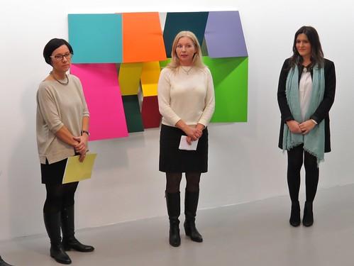 Opening speech: Liv Inger Espedal, Lise Flørli, Marisa Ferreira