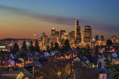 32 Seasons in Seattle