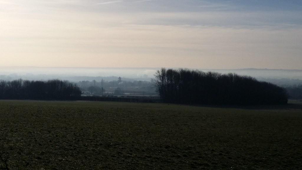 Kentish mist #Wealdway #sh