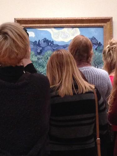 Van Gogh, MoMA, NYC. Nueva York