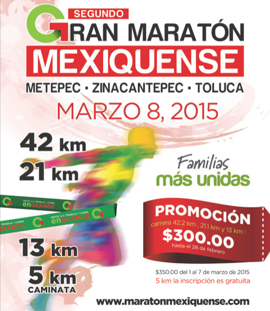 Maraton Mexiquense Metepec