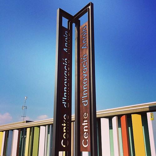 Innovació vertical #VilanovadelCamí #Anoia