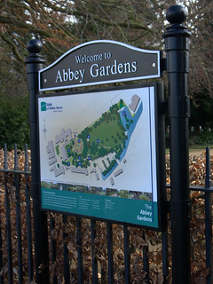 Welcome to the Abbey Gardens