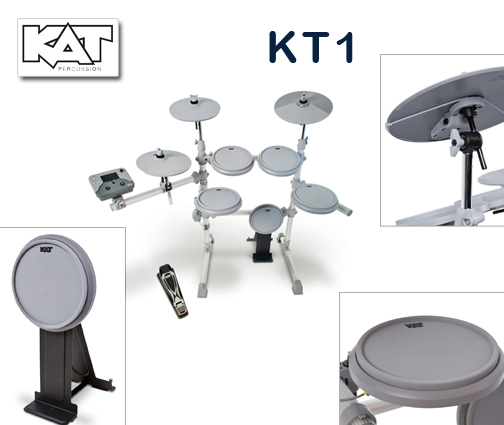 kat percussion modelo kt1 set