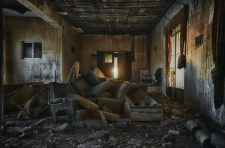 Abandoned House- Dukhan- Qatar