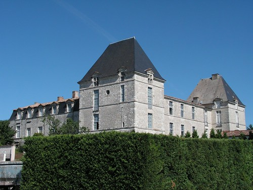 Chateau de Saussignac