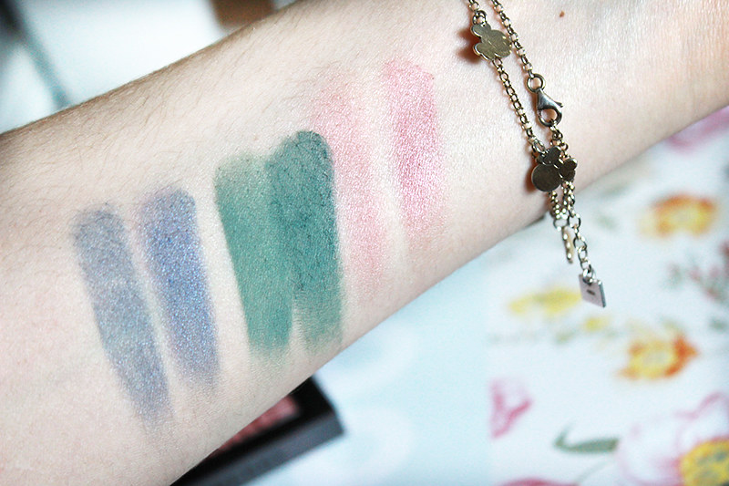 Burberry Spring 15 Swatches
