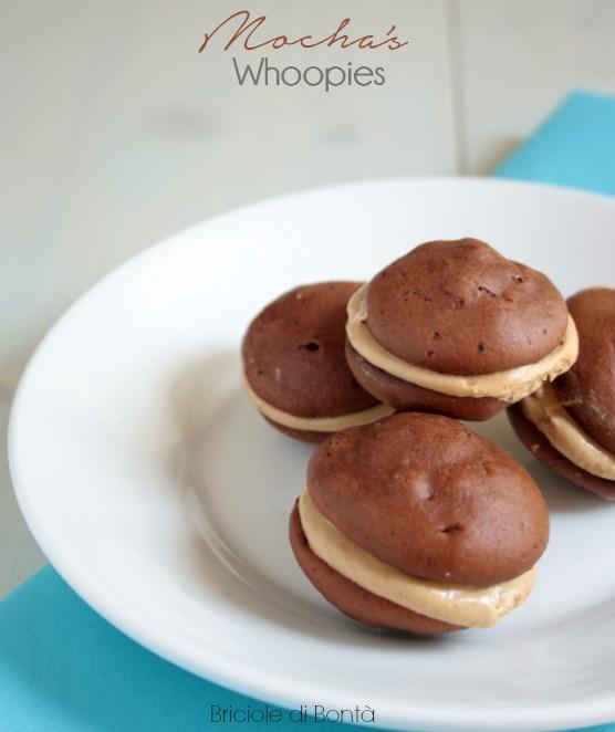 mocha's whoopies pies e il quarto appuntamento con cioccolato e..