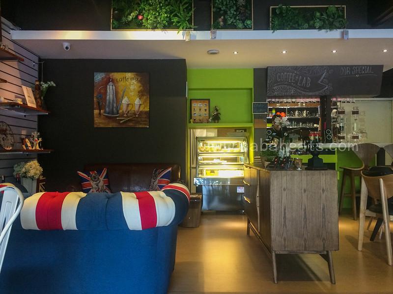 The Coffee Lab @ Frankie Interior Design