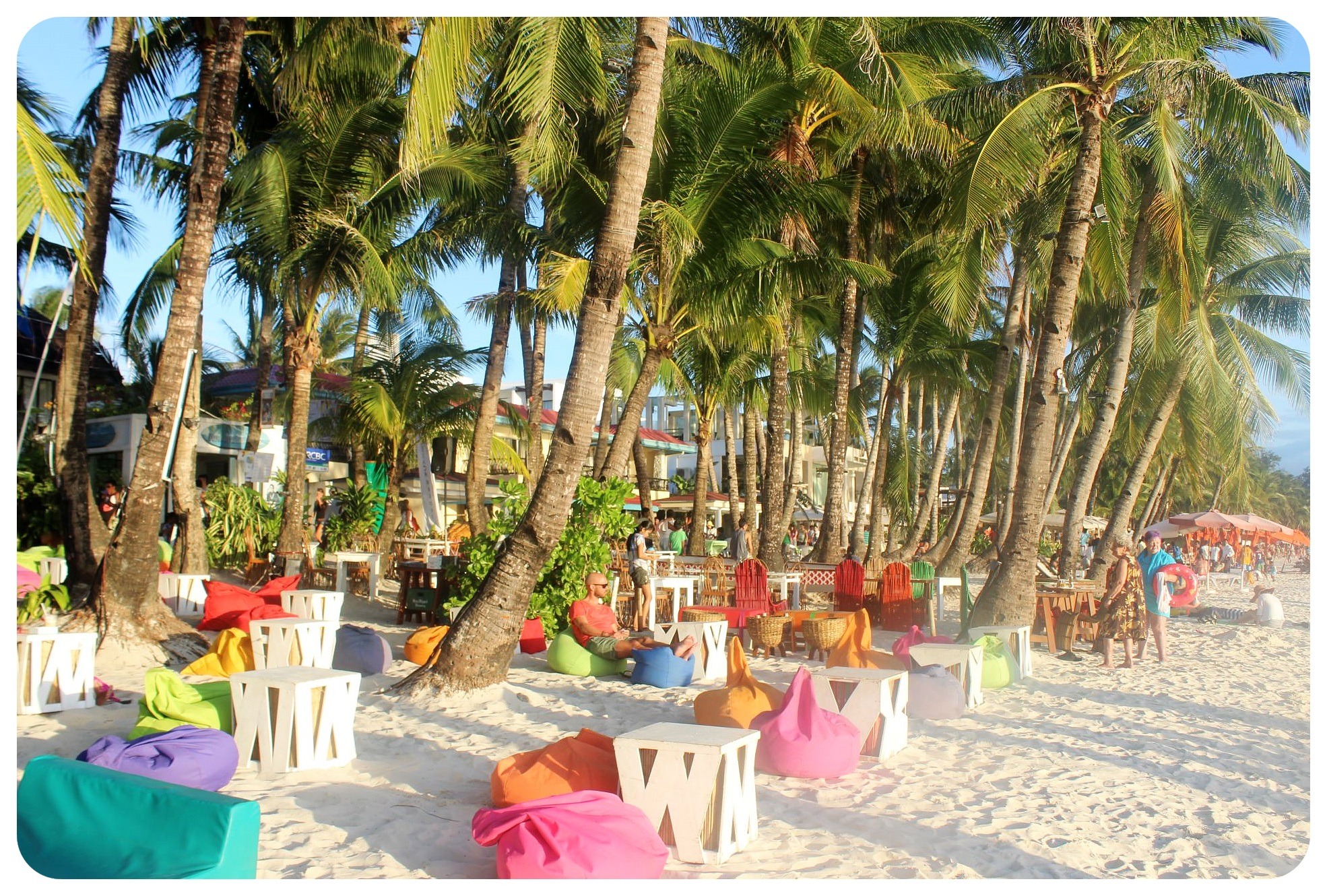 boracay beach bar philippines
