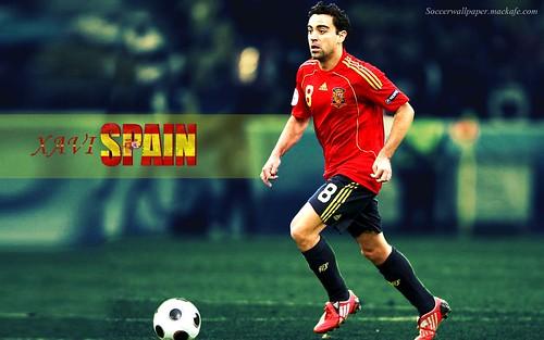 Xavi_Spain