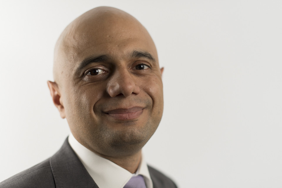 The Rt Hon Sajid Javid MP