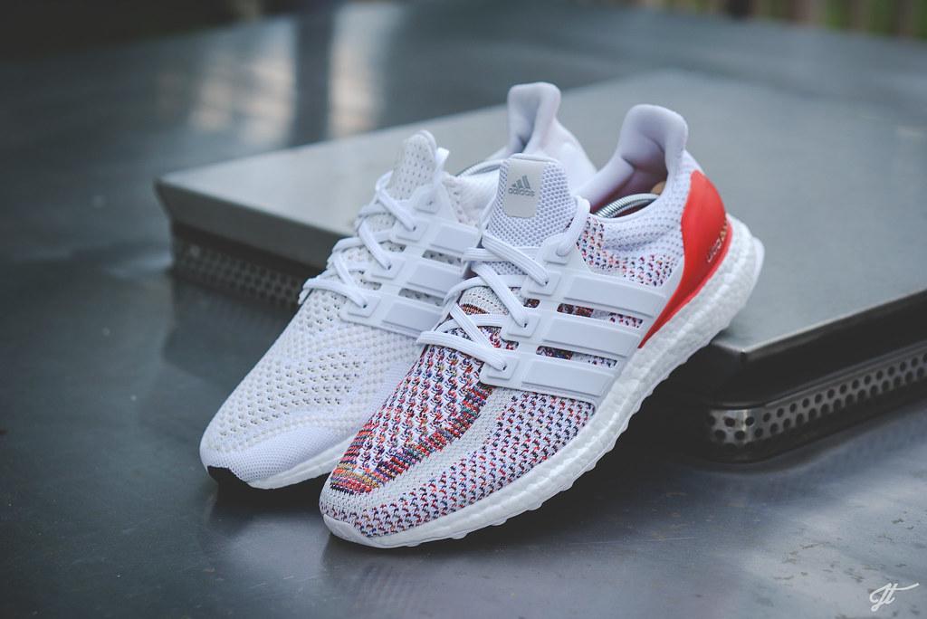 ... Adidas Ultra Boost - Multicolor x White 1.0  476196198