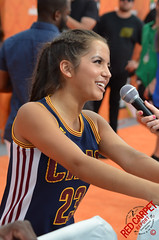 Isabella Moner at Nickelodeon's Kids' Choice Sports 2016 #KidsChoiceSports - DSC_0263