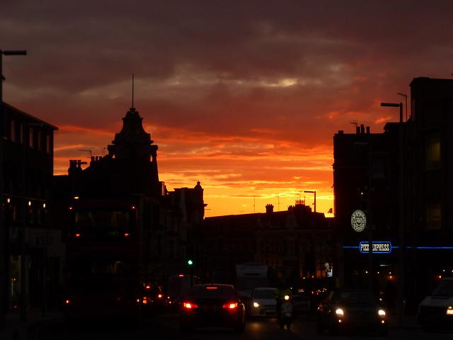 Battersea, Rush Hour