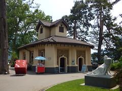 Parco Ciani - Lugano - Gelateria Naturale