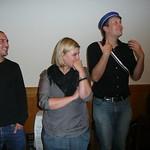 TIC-TAC-Speach-Stamm 8.10.2009