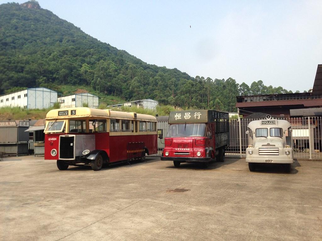 Prop vehicles