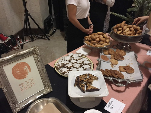 Proof Bakery at LA Weekly Sips and Sweets