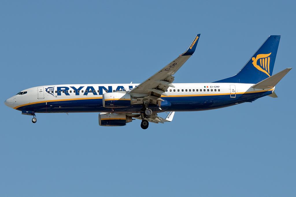 EI-EMP - B738 - Ryanair