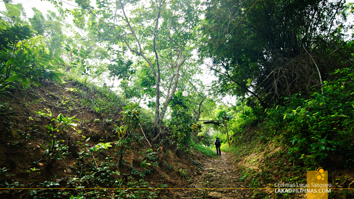 The Trail to Guisi Clearwater Beach Resort Guimaras