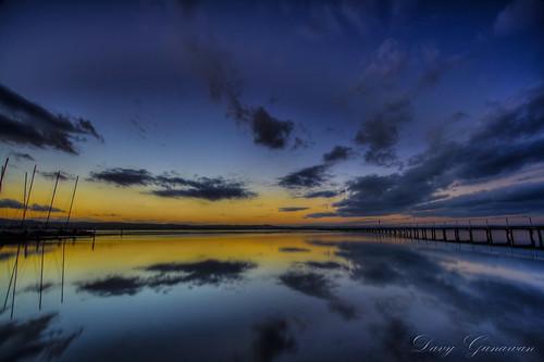 sunset long jetty nsw centralcoast longjetty