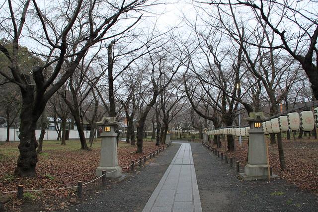 平野神社 - 賞櫻園