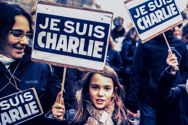 #jesuischarlie #jesuisparis #noussommesunpeuple