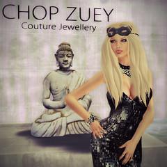 MISS CHOP ZUEY !! ME???