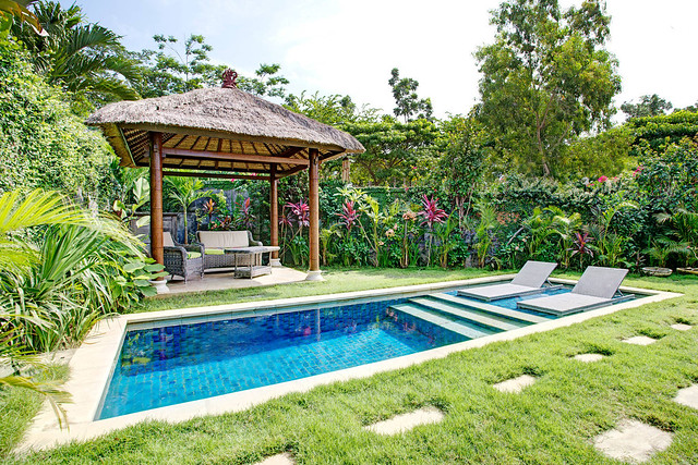 studio style villa with pool 6