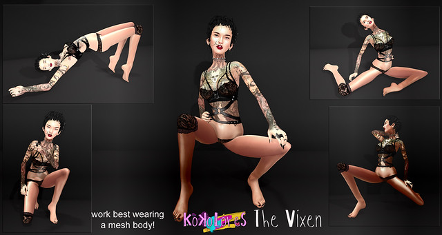 KoKoLoReS: The Vixen