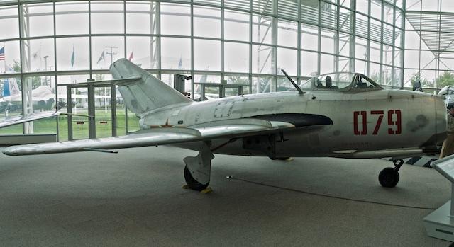 Chinese MiG-15
