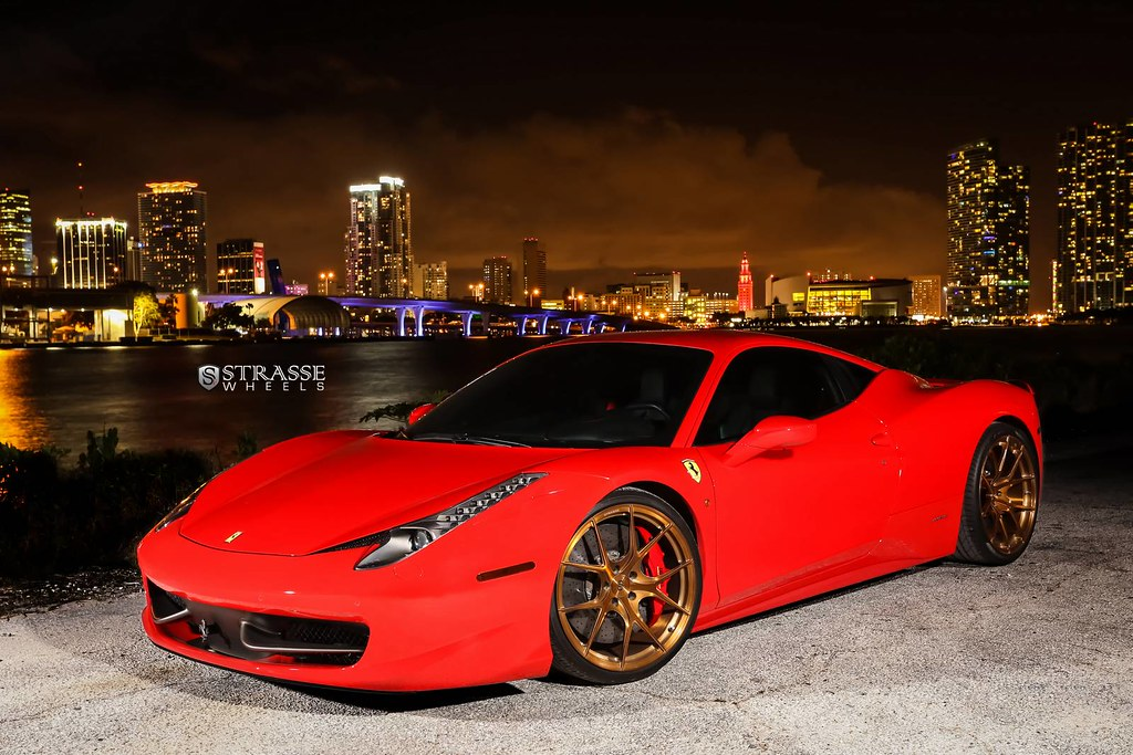 2015 Ferrari 488 Gtb Lion Wallpaper 2015 Ferrari 488 Gtb L Flickr