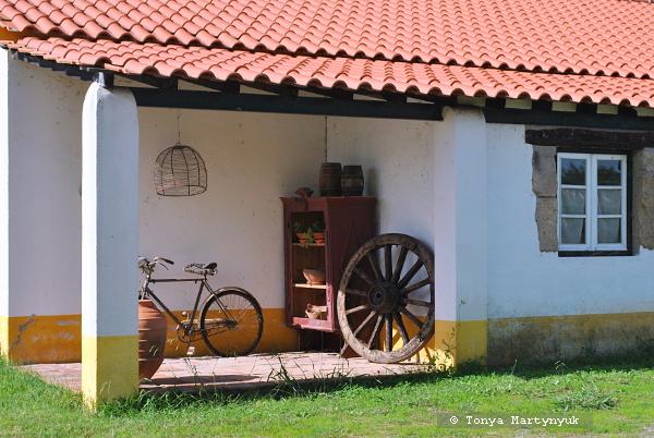 2 - отели в Каштелу Бранку - ферма ремесленников