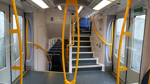 Sydney Trains 'Millennium' Train 20150124_175516
