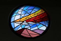 Art Glass | A Window for Peace