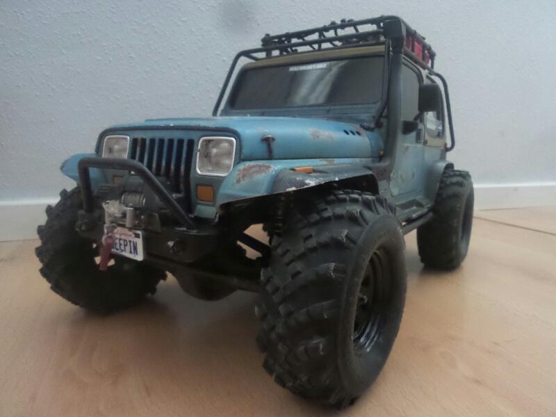 Jeep Wrangler YJ RcModelex 15876530238_06e8912262_o