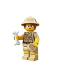 LEGO Collectable Minifigures Series 13 Paleontologist