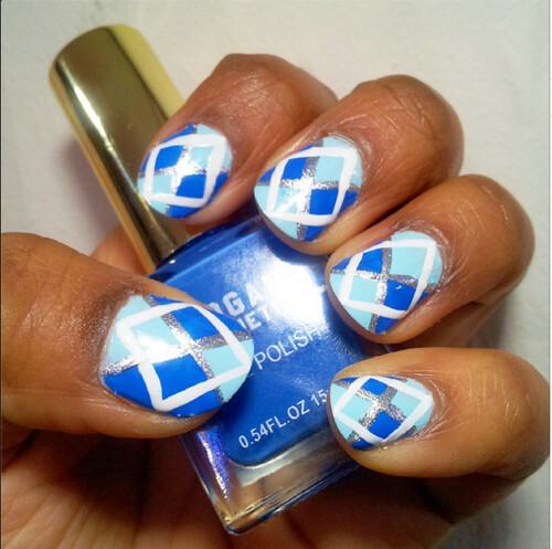 Holiday nail ideas Vannilli nails