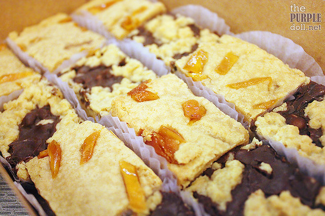 Chocolate Revel Bars and Mango Bars (P100 Small; P180 Big)