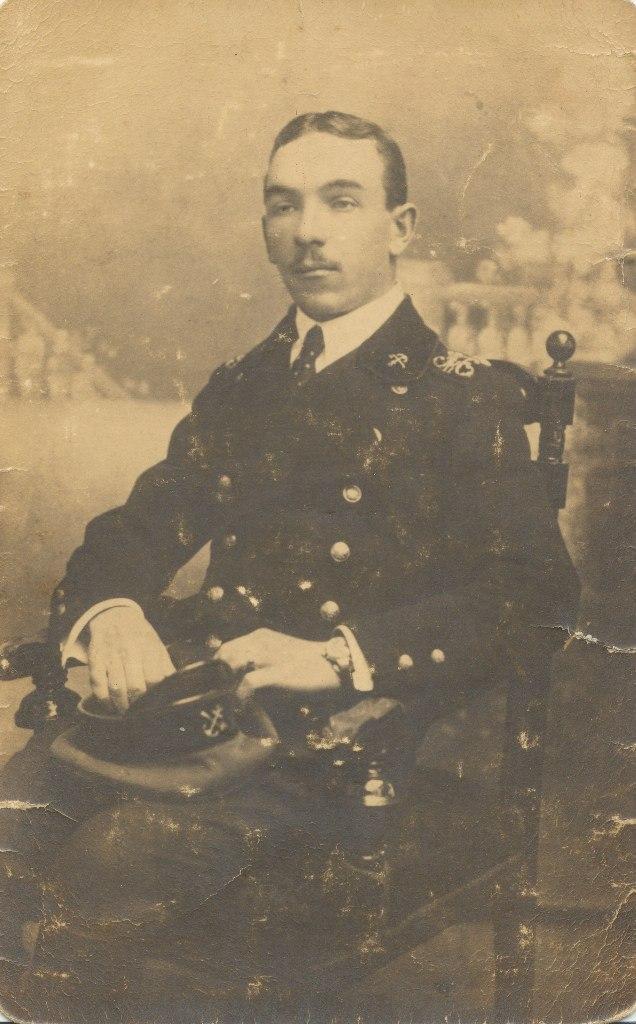 Барановский Александр - прадед, г. Сатанов, Хмельницкая обл., Украина. 1904