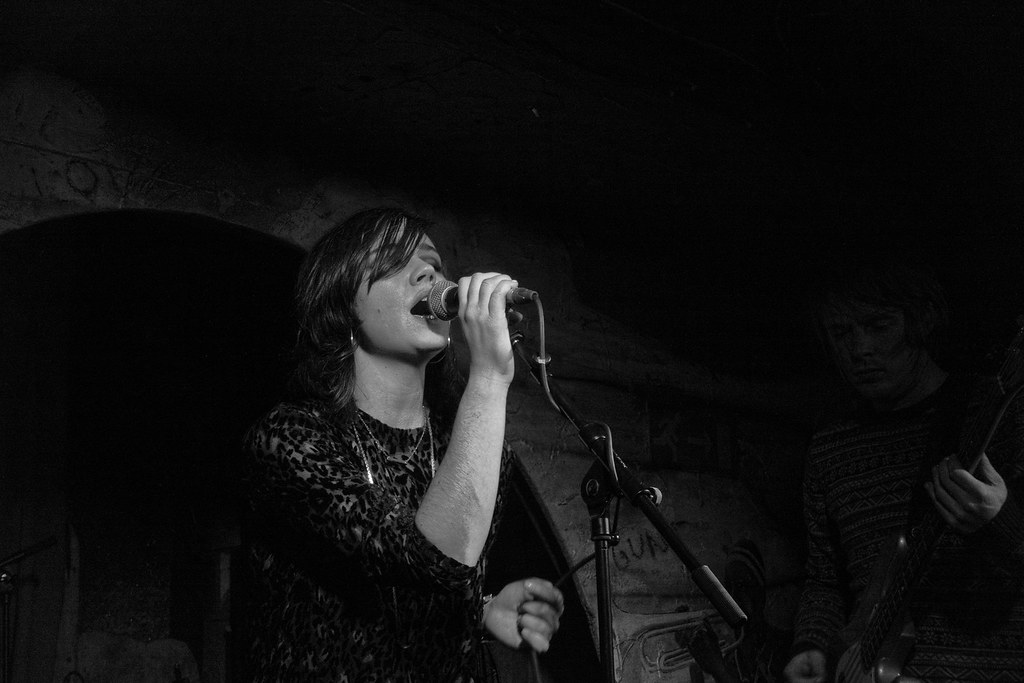 342/365 - Rose Elinor Dougal at the Shacklewell Arms