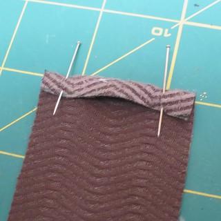 Iron Craft '14 Challenge #25 - Sock Knitting Needle Case