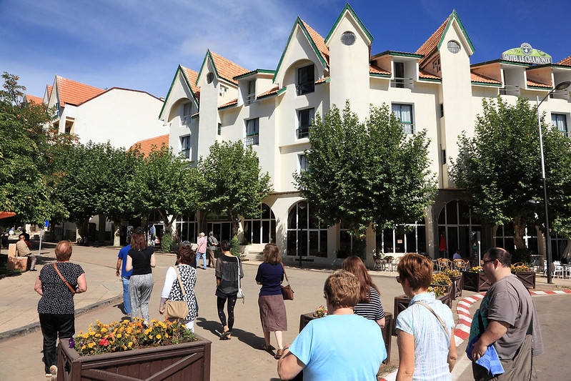 Sojourn in Ifrane