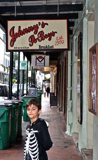 johnny po boys new orleans