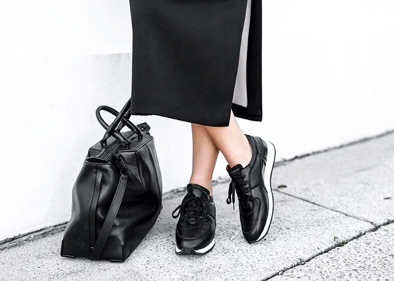 MODERN-LEGACY-sport-luxe-street-style-details-Common-Projects-leather-track-shoes