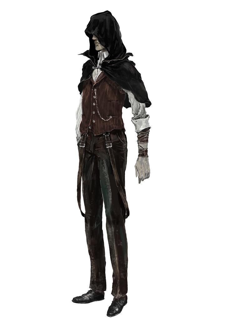 Default costume