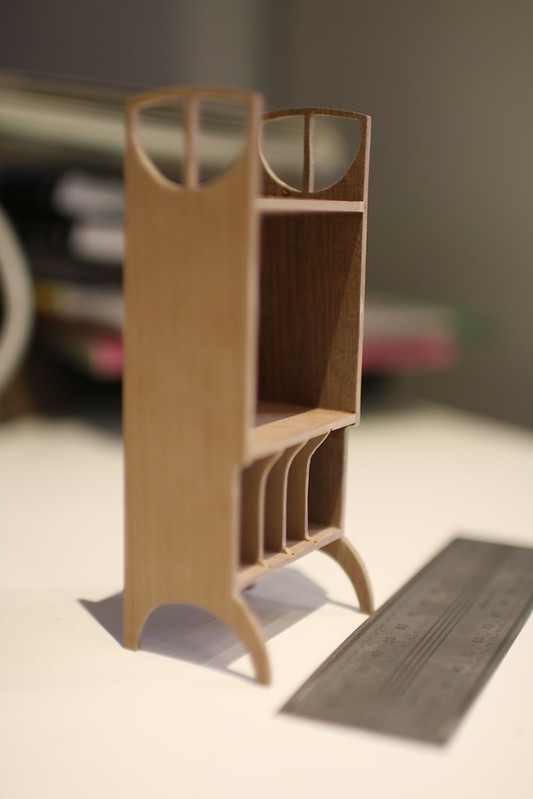 New item - music stand. WIP