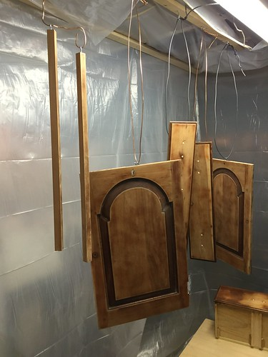How to Easily Build a DIY Paint Spray Booth - Old Town Home