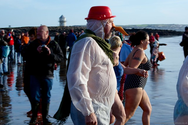 Porthcawl Christmas Swim 2014 20141225_47